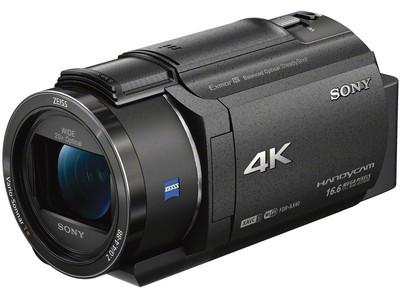 索尼 FDR-AX40