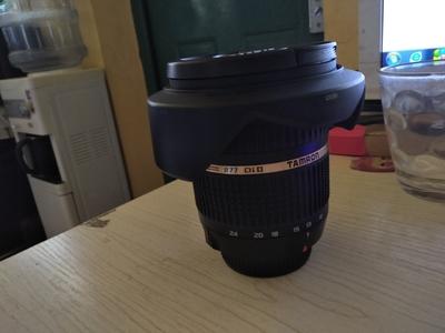 腾龙 SP AF10-24mm f/3.5-4.5 Di II