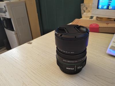 宾得SMC PENTAX-DA 50mm f/1.8