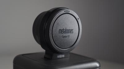 Metabones 4代 佳能EF 转索尼 NEX A7/A7RM2 自动对焦转接环