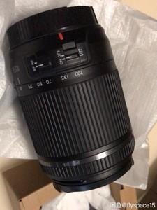 腾龙 18-200mm F/3.5-6.3 Di II VC(B018)佳能卡口