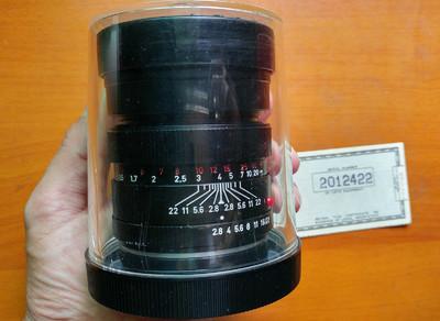 徕卡Leica R 90 mm f/ 2.8 收藏级德产红字版