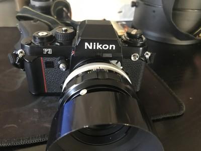Nikon F3 经典胶片机