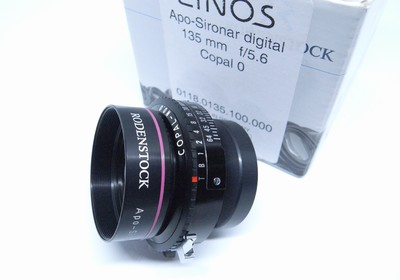 罗敦司德Rodenstock Apo-Digiatl 135mm/f5.6数字镜头