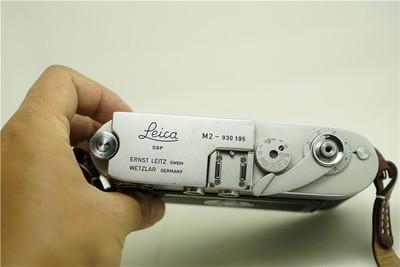 Leica M2 button 按钮版 特价 选购工匠与艺人皮套背带 artisan.c