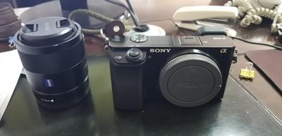 索尼 ILCE-6000 A6000 港版单机  快门4千+  不含图片上的镜头