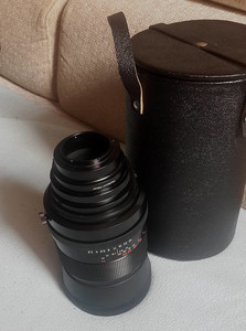 尼康口卡尔·蔡司 ZV Sonnar 180mm f/2.8 低价转让