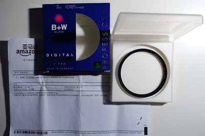 B+W 67mm  010   UV-Haze  1x  MRC