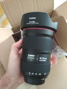 佳能EF 16-35mm f2.8L III USM  99新大陆行货