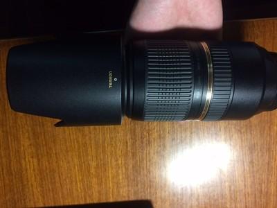 腾龙 SP Di 70-300mm f/4-5.6 VC USD(A005) 索尼卡口