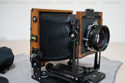 Chamonix沙慕尼大画幅技术相机045F1