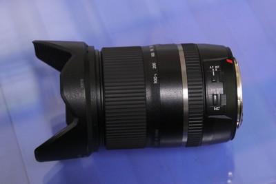 在次降价出售 (佳能口)腾龙 16-300mm f/3.5-6.3 Di II
