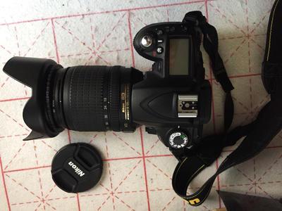 尼康 D90套机18-105镜头