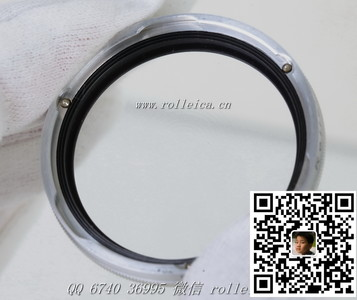 (7155) 强势回归 2.8系列 B III 柔焦 镜Rolleisoft#1 极新 ¥650