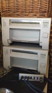 2台富士打印机95新出售!已校色提供icm!