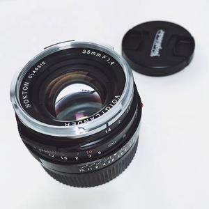 福伦达 Nokton Classic 35mm f/1.4(MC)