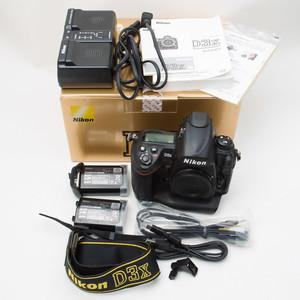 Nikon尼康 D3X 单机身 专业数码单反 国行货 98新 NO:7830