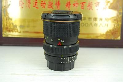 98新 尼康口 图丽 24-40 F2.8 AT-X AIS手动单反镜头 恒圈
