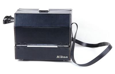 【美品】Nikon/尼康 黑色真皮单肩相机包#jp19220
