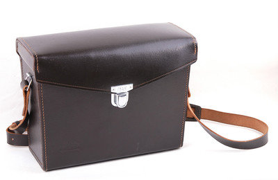 徕卡 棕色真皮 单肩相机包 for M2/M3/M6-M10 #jp19215