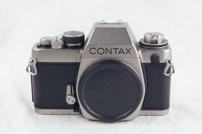 近全新的的康泰时S2 Contax S2