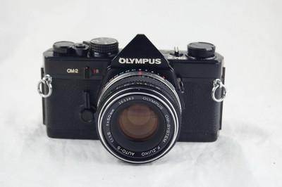 奥利巴斯OM-2 50 1.8 套机