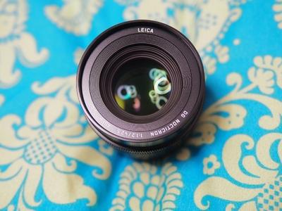 Leica DG Nocticron 42.5 mm f/ 1.2 Asph