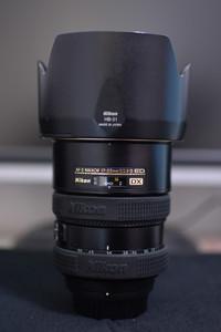 95新 尼康 AF-S DX 17-55mm f/2.8G IF-ED