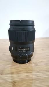 适马 35mm f/1.4 DG HSM(A) (索尼A口)