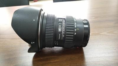 图丽 AF 11-16mm f/2.8(索尼A口)