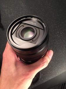 老蛙 V-DX 60mm F2.8 2X MACRO 超级新,到手不到20天