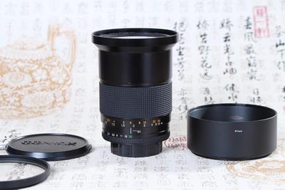 蔡司 28-85 3.3-4.0镜头 contax 28-85 95新 送日本肯高UV 2400元
