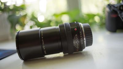 Leitz Canada APO-Telyt-R 180 mm f/ 3.4