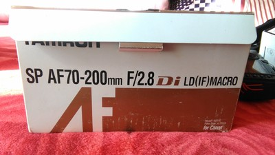 腾龙 SP 70-200mm F/2.8 Di VC USD(A009) (佳能口)