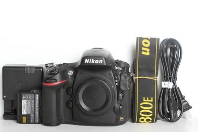 95新二手Nikon尼康 D800E 单机 快门14100多次(B6357)【津】