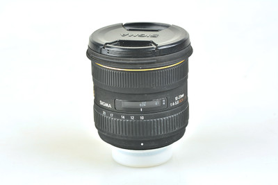 95新 适马 10-20mm f/4.0-5.6 EX DC HSM(尼康口)