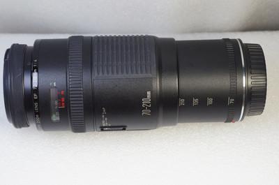 佳能CANON EF 70-210/4 自动全幅镜头
