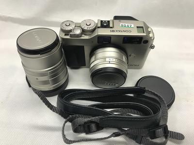 康太克斯G1十45/2+90/2.8镜头套机旁轴相机