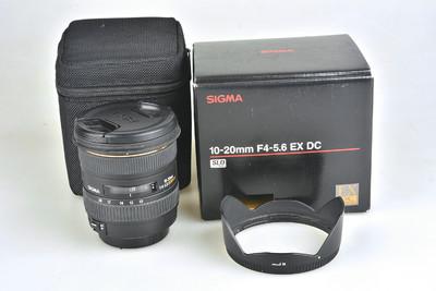 98新 适马 10-20mm f/4.0-5.6 EX DC HSM(佳能口)