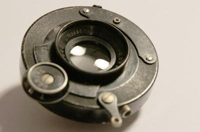 蔡司一康 105MM  F6.3 大画幅镜头