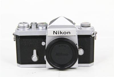 Nikon/尼康 F 胶片单反相机机身 实体现货