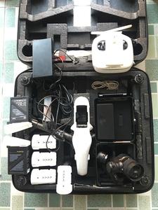 大疆无人机 悟1 配禅思X5镜头 六块原装电池 一个遥控手柄