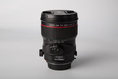 佳能 TS-E 24mm f/3.5L II 二代移轴镜头 自用 B+W CPL