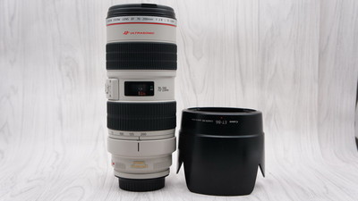 98新佳能70-200mm f/2.8L IS USM(小白IS) 70-200