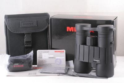 德国Minox美乐时BF8x42BR 户外旅行看球赛观鸟双筒望远镜