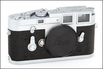徕卡 Leica M3 单拨 经典旁轴