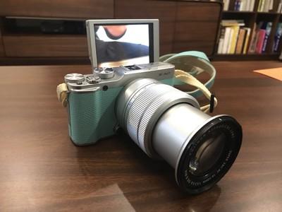 富士微单相机X-A2 + 镜头 XC16-50II
