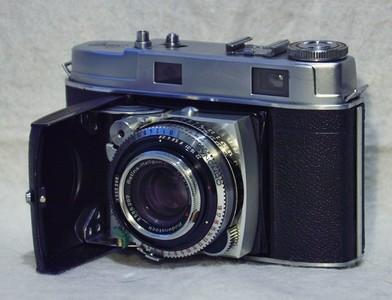 柯达 Retina IIc 罗头 135皮腔折叠相机
