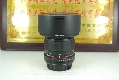 97新 佳能口 三阳 14mm F2.8 全幅超广角 手动单反镜头 定焦