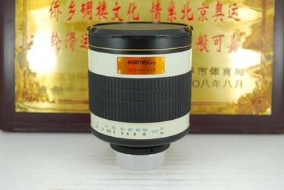 98新 尼康口 威摄 500mm F6.3 pro 折返头 手动镜头 远摄定焦